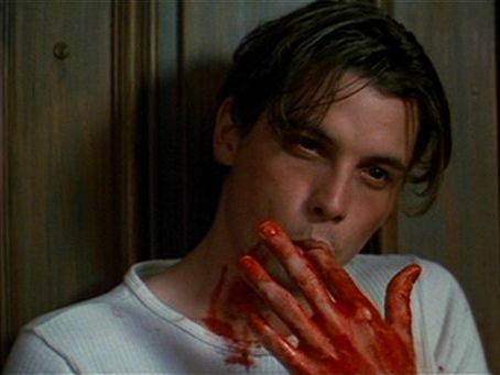 scream, film, horror, horror movie, slasher flicks, Billy Loomis, skeet ulrich, 1990s, 90s, 1996