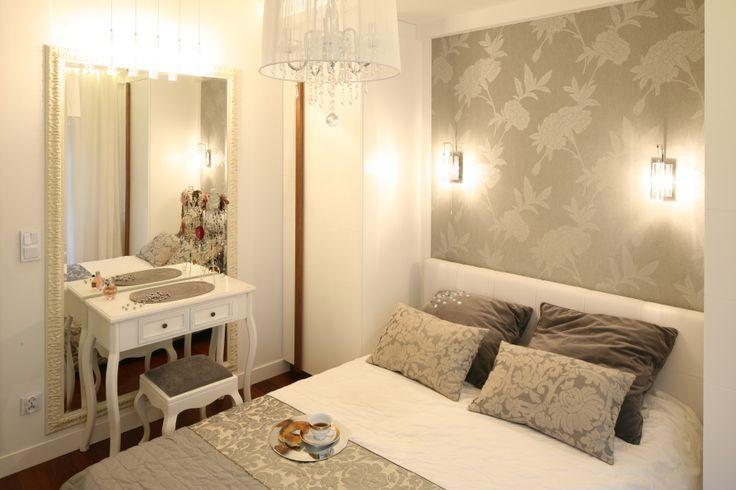 Piękna, jasna sypialnia - 10 wnętrz z polskich domów  - zdjęcie numer 2