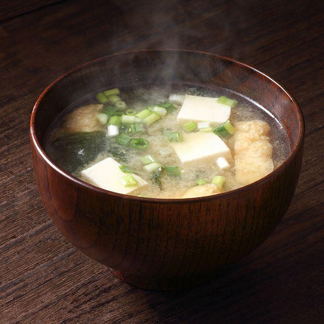 Breakfast@Japan: Miso Suppe zum Frühstück macht glücklich!