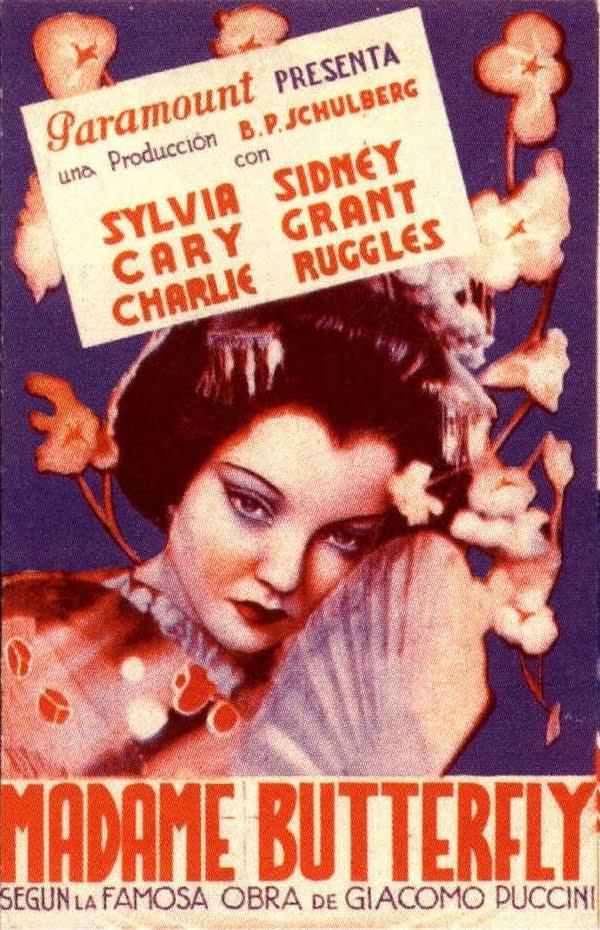 Watch an opera (preferably madame butterfly)