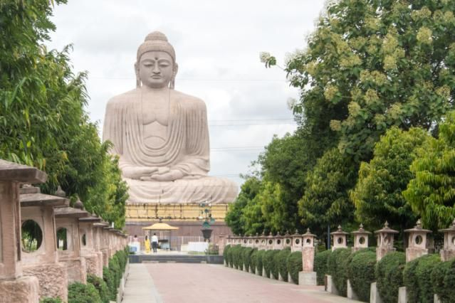 Experience the Spiritual Side of India at These 6 Top Destinations: Bodhgaya