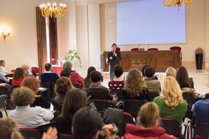 """Il """"Coach delle Donne"""" torna a Rezzato (Brescia), con un nuovo seminario motivazionale a Villa Fenaroli (domenica 1 novembre 2015)…"""