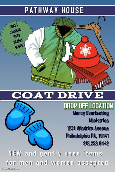 Copy of coat drive