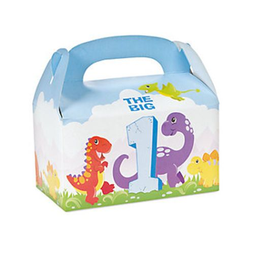 DINOSAUR-PARTY-Dinosaur-1st-Birthday-Treat-Favour-Box