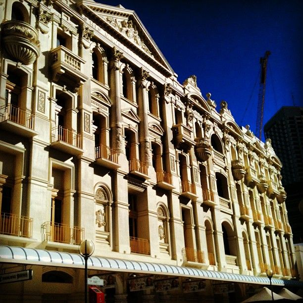 Virtual Tour of His Majesty's Theatre in Perth, WA