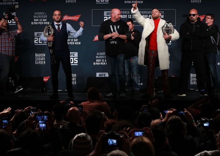 First UFC Fight at the Garden Shatters BoxOffice Record