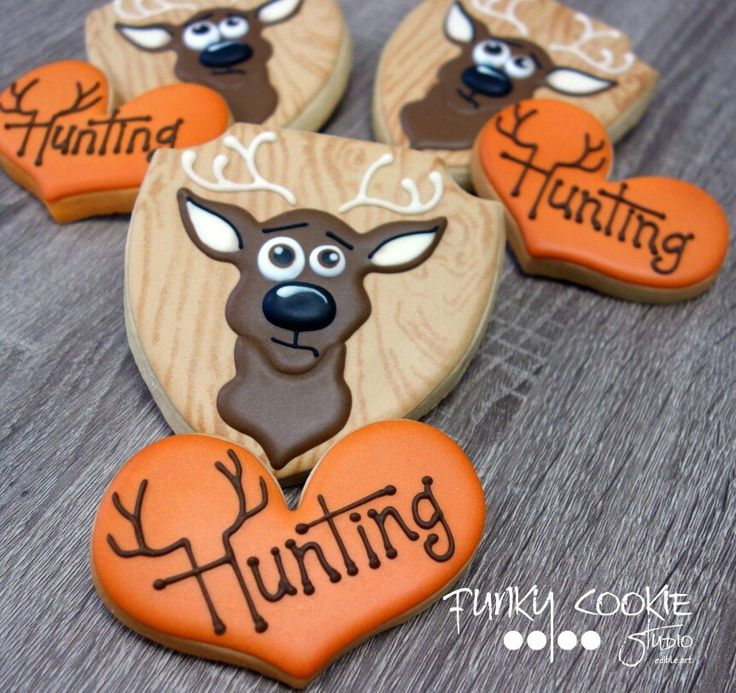 Jill FCS:  Uh-oh.  It's hunting season! Even if they do look like Scooby-Doo?!  Deer.  ♡♡♡♡♡