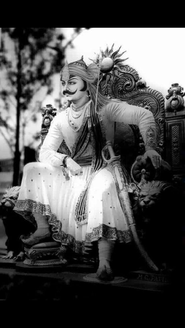 MAA BHARTI'S BRAVE SON—MAHARANA PRATAP – Prernamurti ... |Maharana Pratap Wallpaper