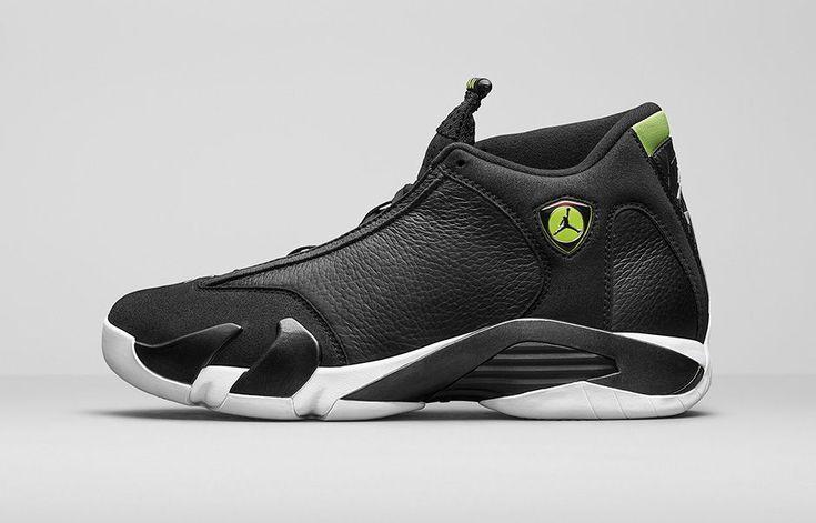 Air Jordan Release Dates 2016: AJ 14 Retro 'Black Vivid Green' & AJ 1 Retro Ulta 'White & Black' Price & Photos - http://www.morningnewsusa.com/air-jordan-release-dates-2016-aj-14-retro-black-vivid-green-aj-1-retro-ulta-white-black-price-photos-2396823.html