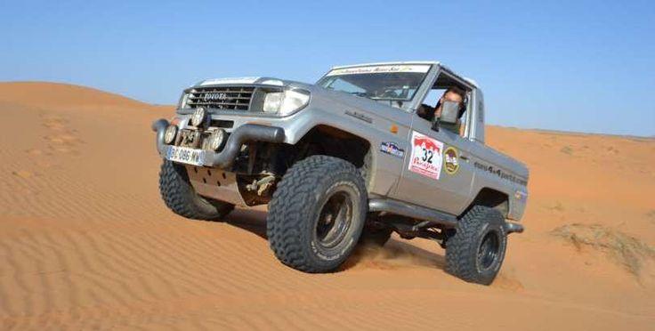 Mini Panafrica, preparando un nuevo desafío en Marruecos