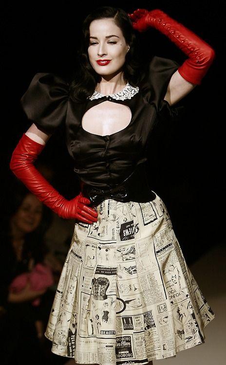 Morbid Fashion | quaintrelle-life: I can't even pick a favorite...