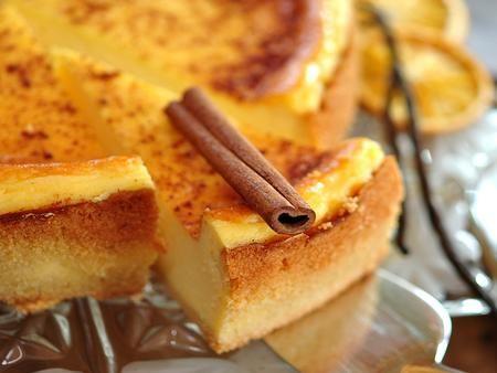 Saarländischer Rahmkuchen mit Zimt und Zucker | gudd-gess.de