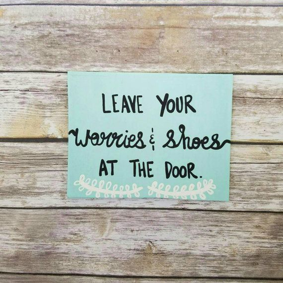 Take Your Shoes Off Sign - Remove Your Shoes - Wooden Funny Door Sign - Leave Your Worries and Shoes at the Door - Please Wipe Your Feet by ThePeculiarPelican #etsyseller #etsyshop #woodensigns #customsigns #shopsmall #shopping #gifts #giftideas #porchsigns #weddingsigns #southernsigns #quotes #handmade #handpainted #signs http://ift.tt/2dUlSdp