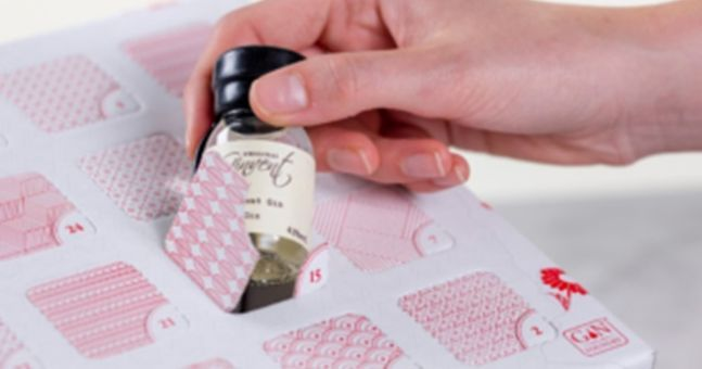 You can now buy a gin advent calendar for Christmas