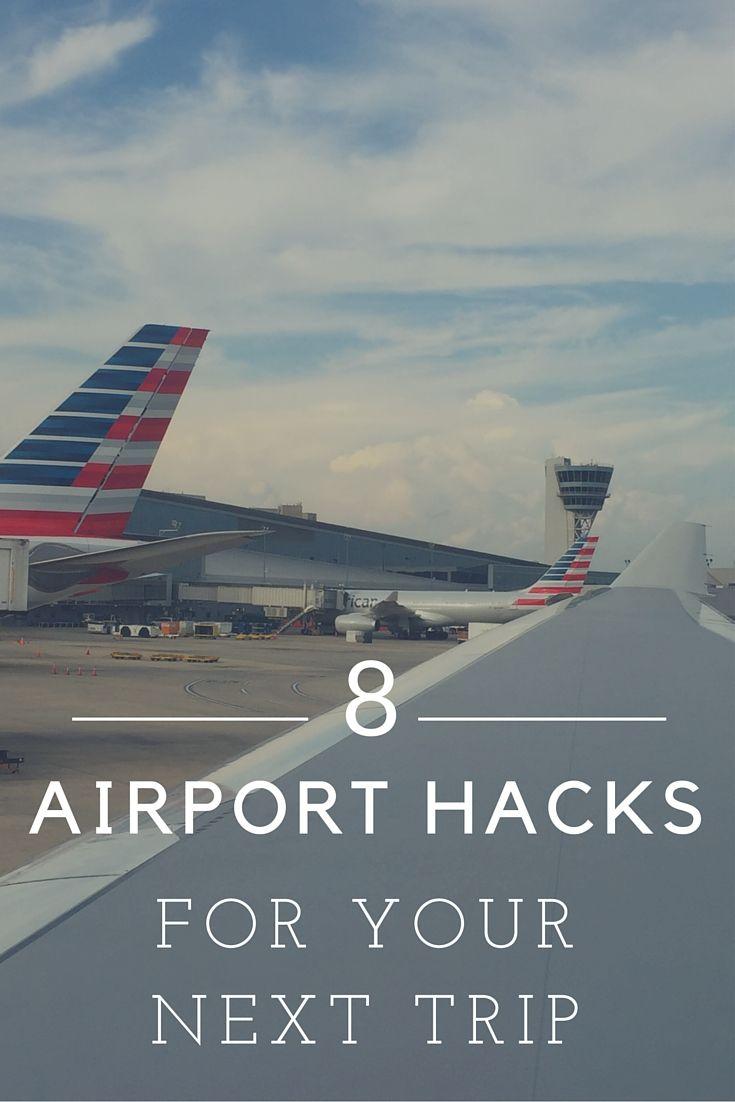 travel, travel tips, airports, flights, airport hacks