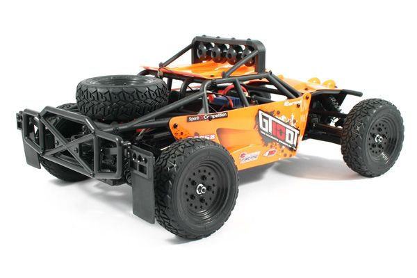 Carisma GT10DT RTR 'Mini 10th' Electric Desert Truck [CA70868] - £184.99 : TJD Models