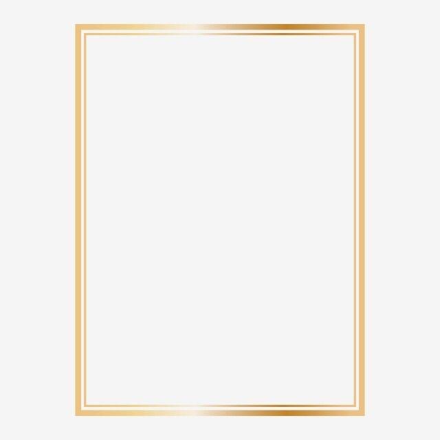 Retangulo Moldura Dourada Clipart Png Retangulo Moldura Dourada Quadro Retangular Imagem Png E Vetor Para Download Gratuito Frame Clipart Frame Border Design Frame Logo