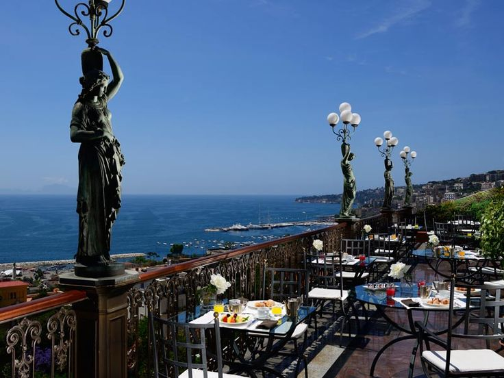 Grand Hotel Parkers- Naples, Italy