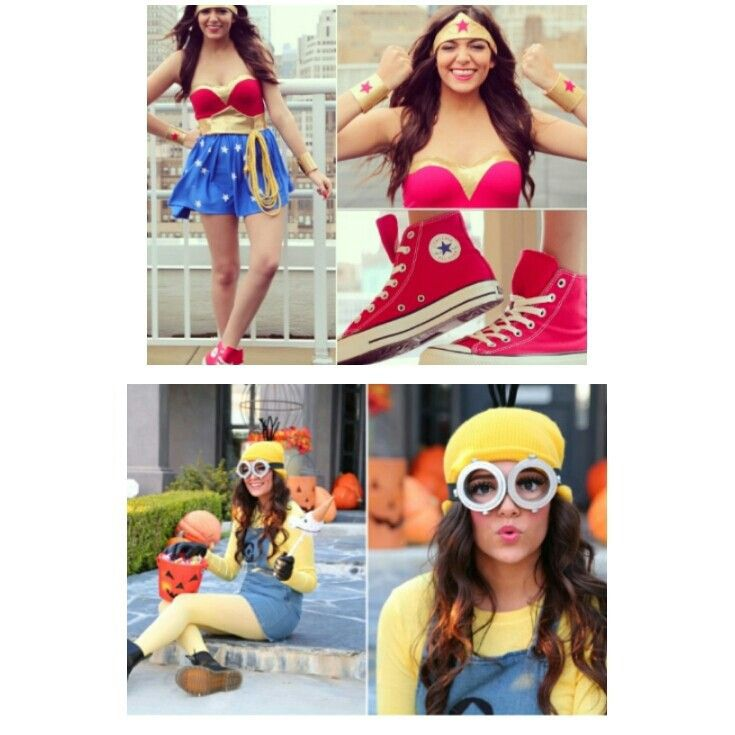73 best ideas for halloween images on pinterest carnivals style diy costumes with this super fun easy solutioingenieria Images