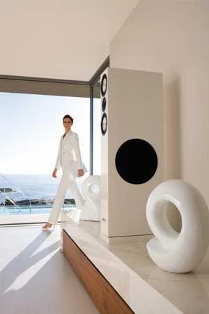 Canton Speakers - Beautiful Modern Design