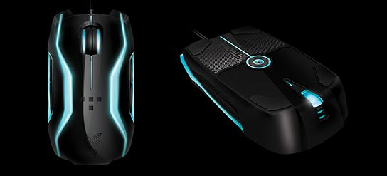 tron gaming accessory mouse