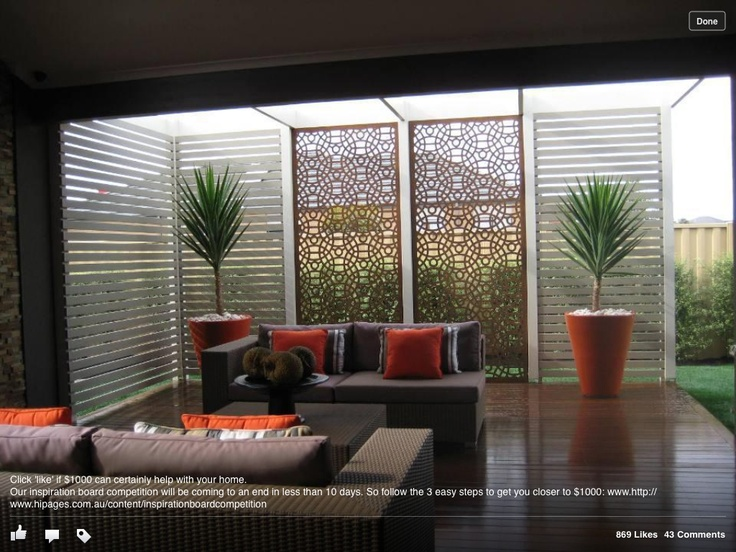 130 best Screening decorative and privacy images on Pinterest