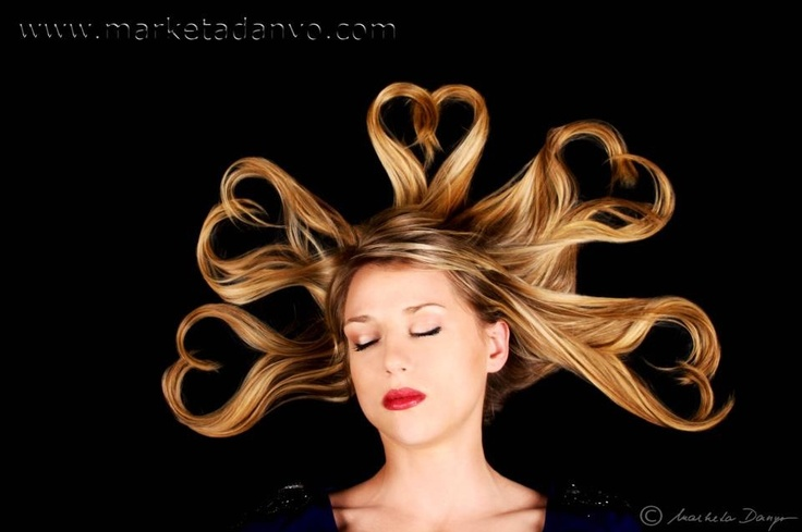 #Valentine's #inspiration #hairstyle