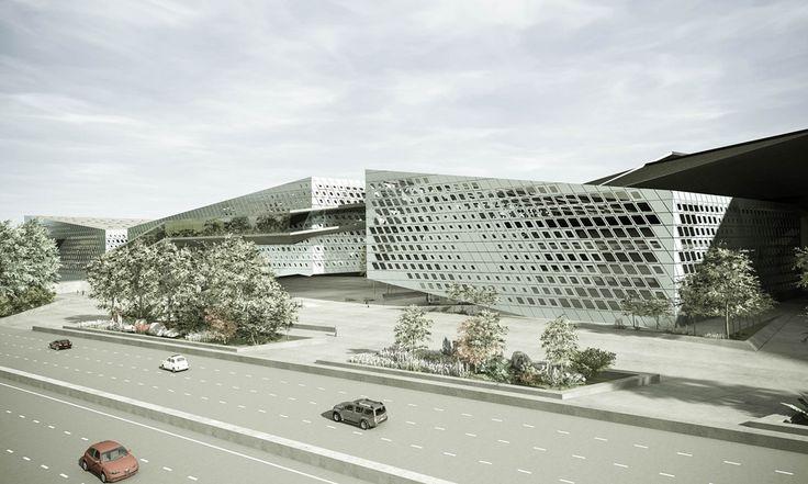 Winner of  2012 Fall Architectsjury Competition
