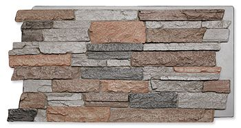 Faux Stone Wall Panels and Siding | Interior and Exterior