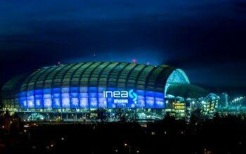 Lech Poznań Stadium
