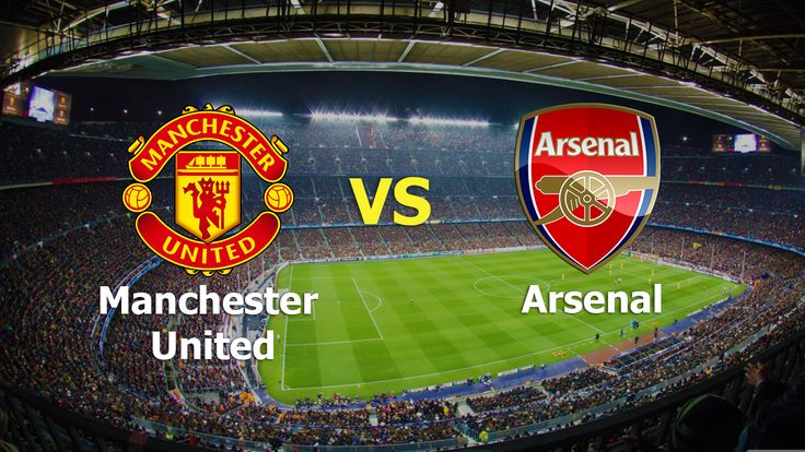 ver Manchester United vs Arsenal En Vivo Online