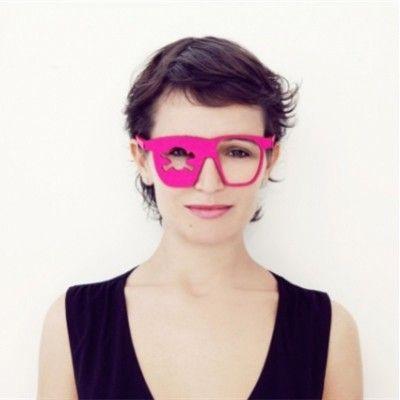 Unisex Pub/Party Felt Glasses (Pirate)
