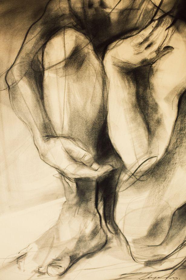 CharcoalFigure Drawing, Drawing Sketches, Gesture Drawing, Drawing Class, Charcoal Drawings, Art, Drawing Charcoal, Charcoal Drawing Figure, Figures Drawing