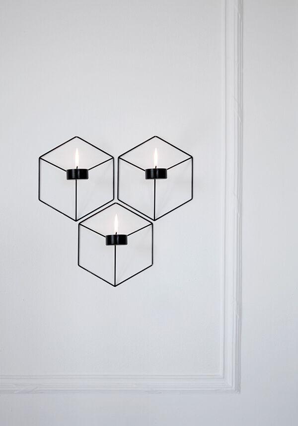 Menu – POV Candleholder Wall