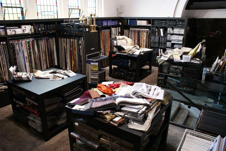 Kris Turnbull Studio - Sample Room