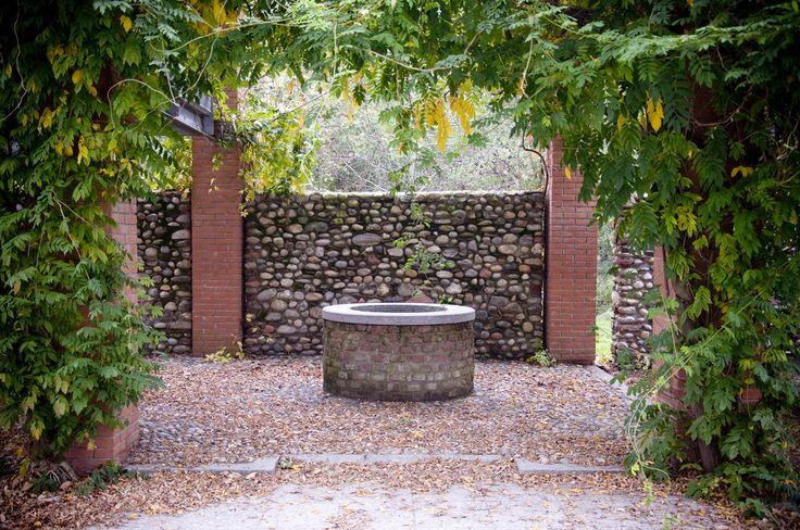 L'antico pozzo della Cascina Parravicino