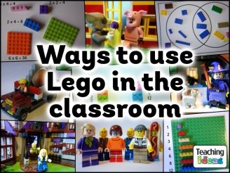Ways to Use Lego in the Classroom