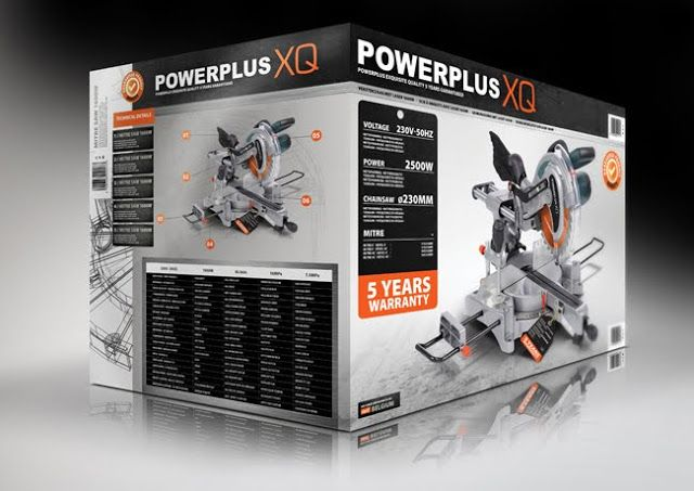 PowerPlusXQ on Packaging of the World - Creative Package Design Gallery