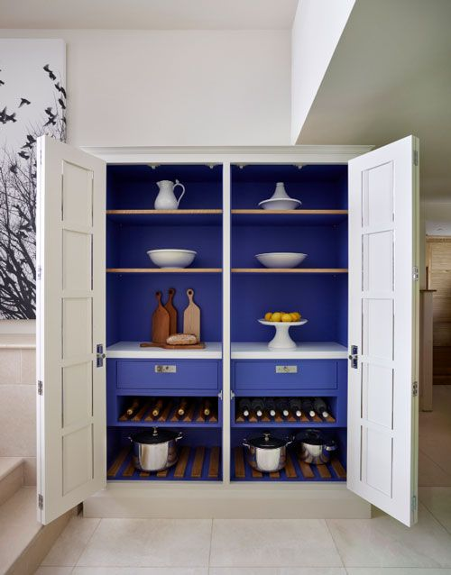 Interior paint color | Martin Moore kitchen's