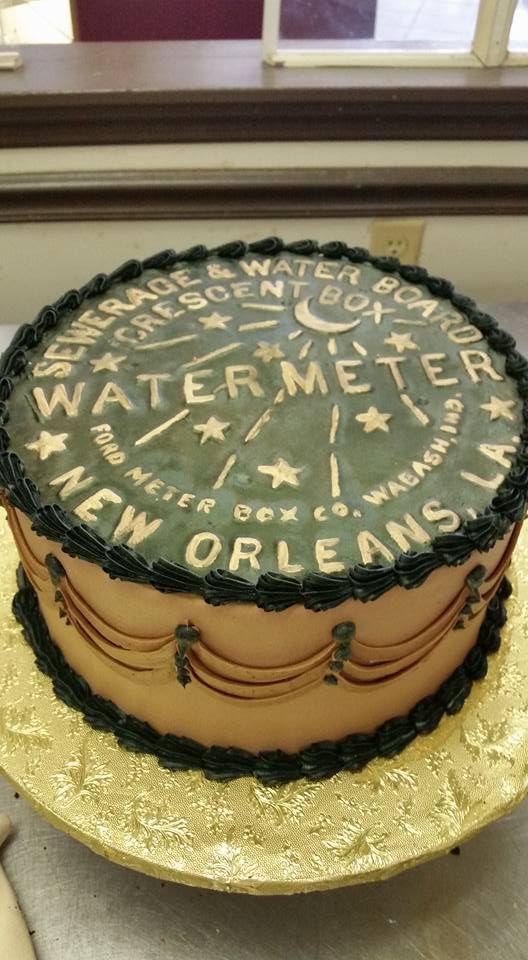 16 best Louisiana Inspired Cakes images on Pinterest Louisiana
