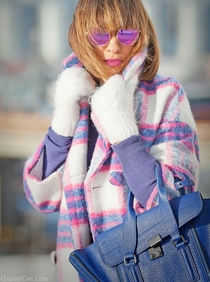 warm winter outfit in bright colors, warm outfit, galant gitl, 3.1 phillip lim pashli,