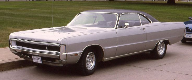 1970 Plymouth Sport Fury GT 2 door hardtop