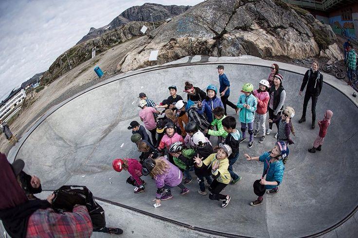 Stickers fun. Skate Camp 2014