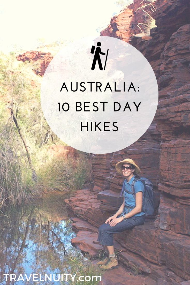 One of the best ways to explore Australia is to go hiking. Here are 10 of the best day hikes in Australia, from the coast to the desert.