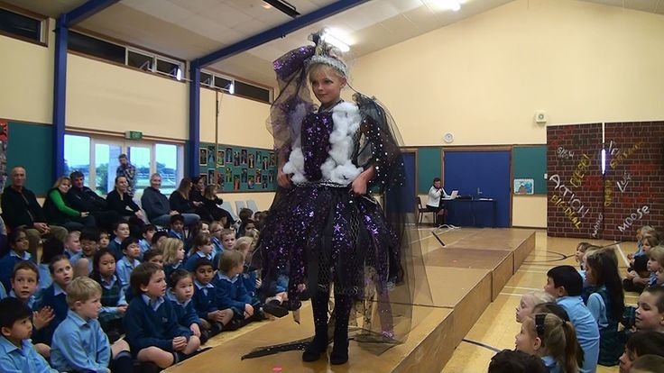 Years 5 and 6 Wearable Arts show