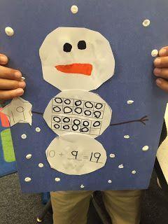 Ms Moran's Kindergarten Teen Numbers •FREEBIE•