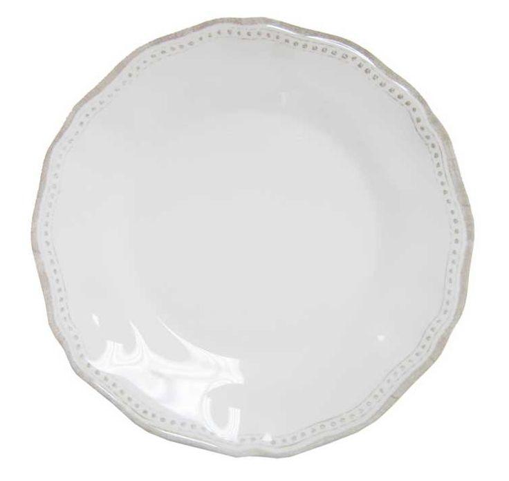 White Provence 11  Melamine Dinner Plate Set (Set of ...  sc 1 st  Pinterest & 21 best Outdoor Entertaining images on Pinterest | Outdoor ...