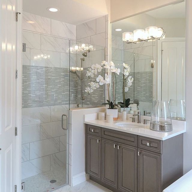 Return On Investment Is A Big Consideration When Remodeling Any Part Of Your Home If You Are Co Trendy Bathroom Small Bathroom Vanities Bathroom Remodel Plans