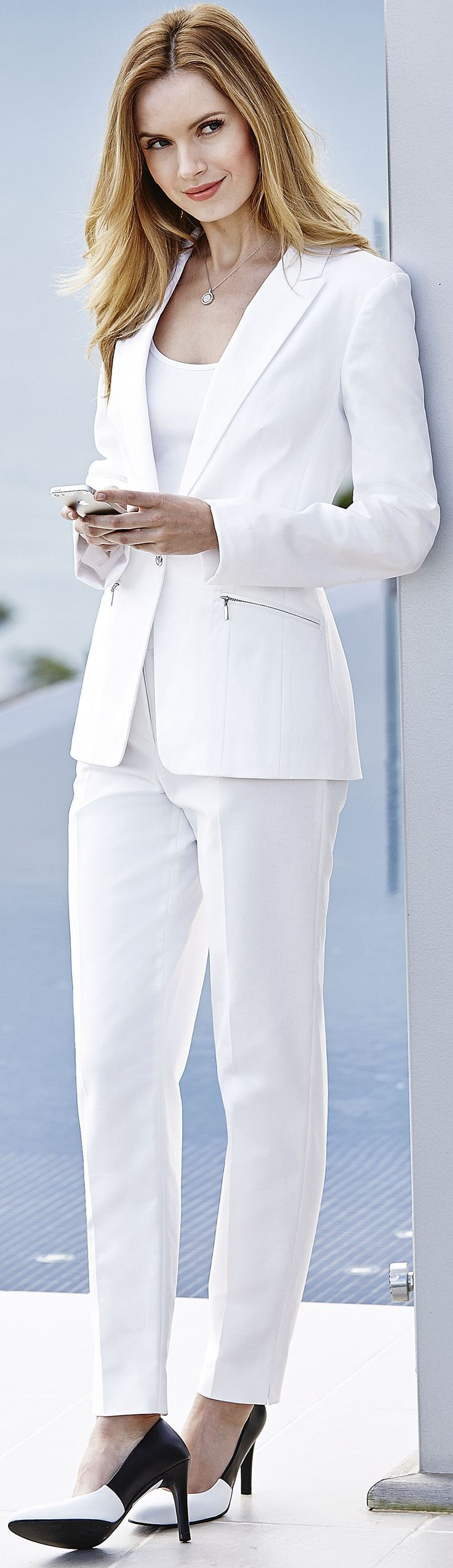 Innovative White Linen Pants Suit For Women With New Inspiration In Singapore U2013 Playzoa.com