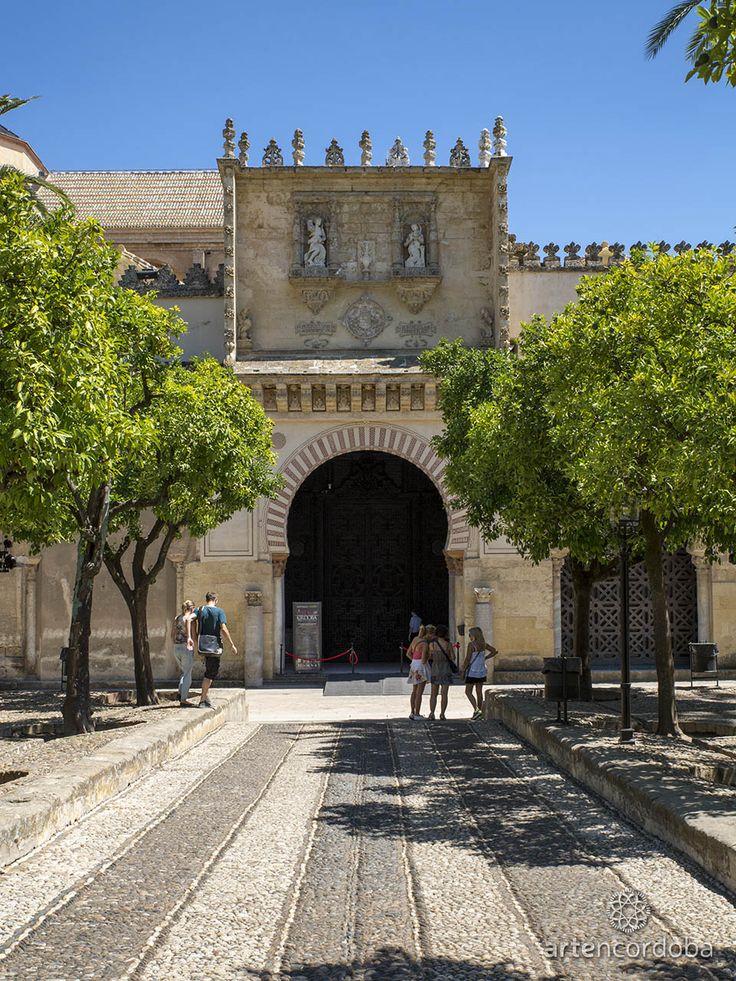 Puerta de las Palmas de la Mezquita-Catedral de Córdoba